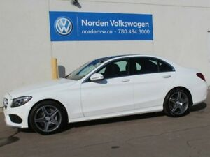 2015 Mercedes-Benz C-Class LOADED C400 - TURBO V6 / NAV / HEATED