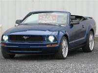 2008 FORD MUSTANG CONVERTIBLE***FULL EQUIPEE/CUIR/AUTO...