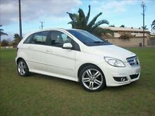 2010 Mercedes-Benz B180 245 MY10 245 MY10 7 Speed CVT Auto Sequential Hatchback Alberton Port Adelaide Area Preview