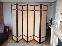 Folding screen/Room divider