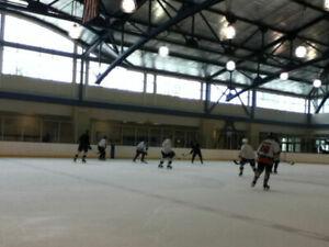 Pickup Hockey Sept To April