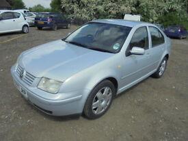 Volkswagen Bora 1.9 SE TDI (silver) 1999