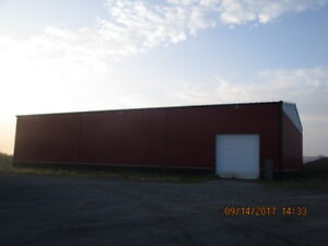 14,000 sqft Building for rent in the Holland Marsh