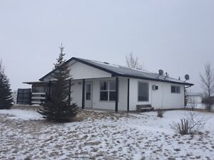 Acreage 2 km from Redcliff town limit. 4 km from Canalta Center
