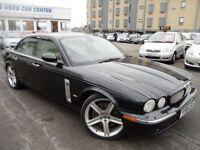 JAGUAR XJ 4.2 R PORTFOLIO LTD EDITION 4d AUTO 400 BHP Cat D (black) 2006