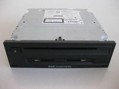 Audi A3 8V S3 MMI Navi MIB Low SD Multimedia Main Unit Einheit 8V0035874