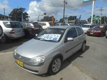 2003 Holden Barina XC SXI 4 Speed Automatic Hatchback Mount Lewis Bankstown Area Preview
