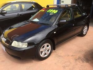2001 Audi A3 Black 4 Speed Automatic Hatchback North Hobart Hobart City Preview