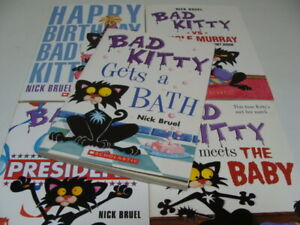 Various Bad Kitty Novels