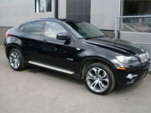 2011 BMW X6 50i 4.4L TURBO FULL  AA-1 + GARANTIE