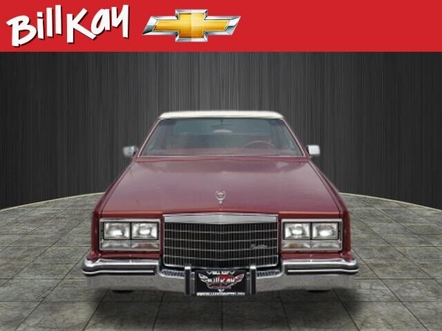 Image 2 Voiture Américaine de collection Cadillac Eldorado 1983