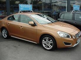 2010 VOLVO S60 D3 [163] SE FULL LEATHER