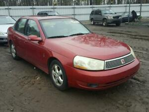 RED SATURN WAGON FOR PARTS