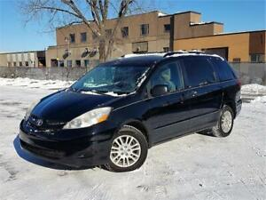 2009 Toyota Sienna LE/AUTO/4X4/AC/MAGS/DVD/CRUISE/MECANIQUE  A1