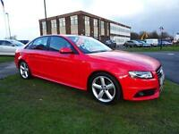 2010 Audi A4 2.0 TDI S Line Special Edition Multitronic 4dr