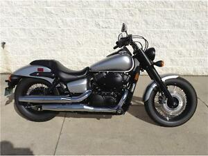 2016 HONDA SHADOW PHANTOM - DEMO MINT CONDITION - SAVE $1,060!