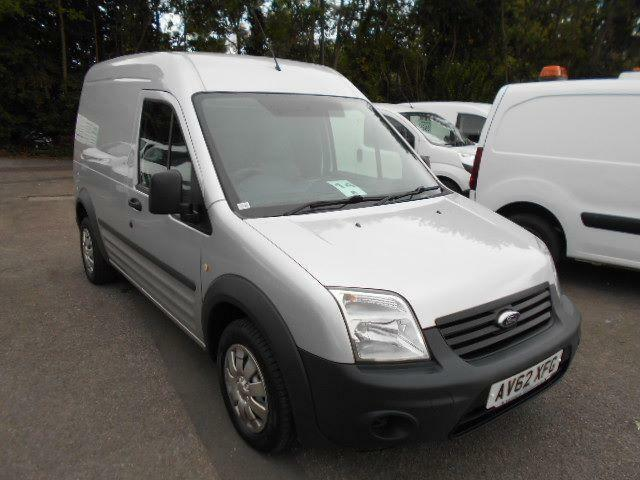 Ford Transit Connect High Roof Van Tdci 90Ps DIESEL MANUAL SILVER (2013)