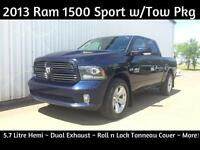 2013 Ram 1500 Sport~Great Financing Rates~Low B/W Payments!