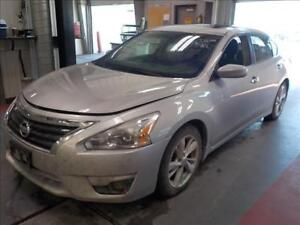 2013 Nissan Altima 2.5 SL/BACK-UP CAMERA/HTD SEATS/SUNROOF!!