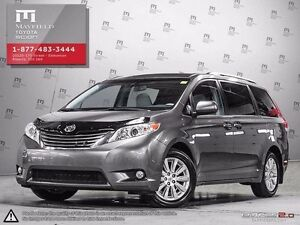 2014 Toyota Sienna XLE package 7-passenger All-wheel Drive (AWD)