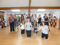 Hula Hoop Classes, Easton, Bristol