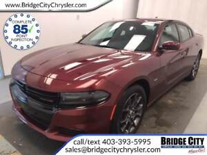 2018 Dodge Charger GT Plus- *AWD* V6, Leather Heated Seats