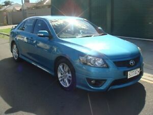 2009 Toyota Aurion GSV40R MY10 Sportivo ZR6 Blue 6 Speed Sports Automatic Sedan Hampstead Gardens Port Adelaide Area Preview