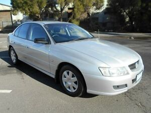 2005 Holden Commodore VZ Executive Silver 4 Speed Automatic Sedan Maidstone Maribyrnong Area Preview