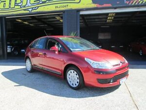 2005 Citroen C4 Red 5 Speed Auto Active Select Hatchback O'Connor Fremantle Area Preview