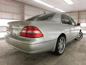 2000 Lexus LS Celsior Sedan