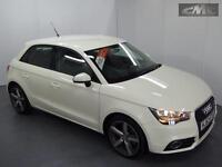 AUDI A1 SPORTBACK TDI SPORT, White, Manual, Diesel, 2013