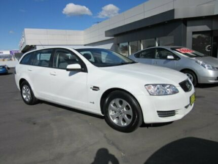 2012 Holden Commodore VE II MY12.5 Omega White 6 Speed Automatic Sportswagon Clyde Parramatta Area Preview
