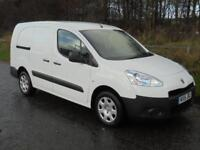 2015(15) PEUGEOT PARTNER HDI CRC 5 SEAT CREW VAN, READY TO GO, FINANCE??
