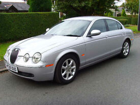 Jaguar S-TYPE 2.7D V6 Diesel Auto SE (2005 MY) B/Leather Upholstery