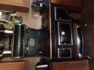 Antique Elmira stove