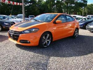 2014 Dodge Dart GT Manual Transmission Nav Back Up Cam