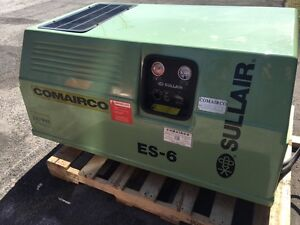 Compresseur 10hp a vis Sullair