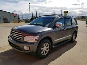 2004 Infiniti QX56 SUV, Crossover LOW KMS, Only $8900