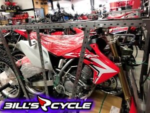 2018 HONDA Competition CRF 150 RBJ   Competition Red