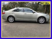 2009 Toyota Aurion GSV40R Presara Gold Sports Automatic Sedan Lansvale Liverpool Area Preview