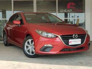 2014 Mazda 3 BM5476 Neo SKYACTIV-MT Red/Black 6 Speed Manual Hatchback