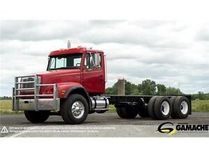 2002 FREIGHTLINER FL112 CAB & CHASSIS / STRAIGHT TRUCK FOR SALE