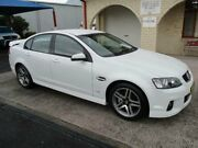2011 Holden Commodore VE II SV6 White 6 Speed Automatic Sedan South Nowra Nowra-Bomaderry Preview