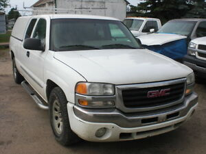 2004 GMC Sierra 1500, X- Cab, 6.5 ft shortbox =ONLY FOR PARTS=