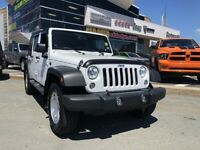 2014 Jeep Wrangler Unlimited Sport Dartmouth Halifax Preview