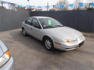 2000 SATURN SEDAN BLOWOUT $450.00