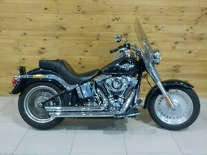 2012 Harley-Davidson FLSTF Fat Boy Fyshwick South Canberra Preview