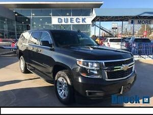2016 Chevrolet Suburban LT (8 passenger) Black on Black
