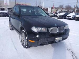 2008 BMW X3 xDrive 30i | One Owner | Only 67,000 KM