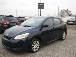 Toyota Matrix 2012 avec 94000km excellente condition